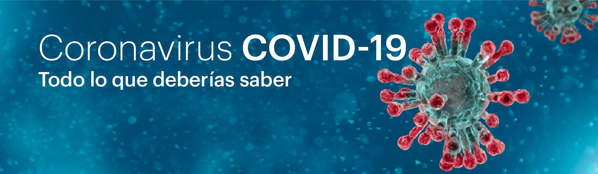 Cronavirus: todo lo que deberías saber