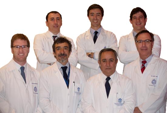 Equipo-Cirugia-Rodilla-UC